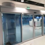 Yates Entrance Solutions - Automatic Sliding Door